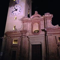 Photo taken at Chiesa San Giorgio by Silvia A. on 7/23/2013