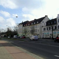 Photo taken at H Ludwig-Quidde-Straße by Наталья Х. on 2/14/2014
