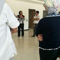 Photo taken at Taman Tekno by Via D. on 8/22/2013