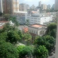Photo taken at IESAM -  Instituto de Estudos Superiores da Amazônia by Gleisson G. on 4/15/2013