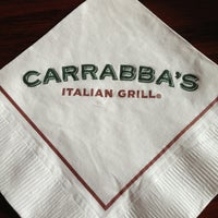 Photo taken at Carrabba's Italian Grill by Andrew A. on 7/7/2013
