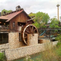 Photo taken at Silver River Flume by Ramzes 4. on 8/29/2016