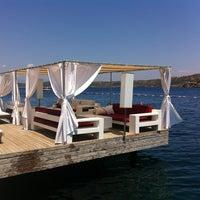 7/23/2013에 Ayşenur T.님이 Küba Beach & Restaurant에서 찍은 사진
