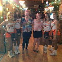 Photo taken at Hooters by Sarah O. on 3/28/2013