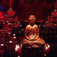 Снимок сделан в Buddha Bar пользователем Alexander S. 10/5/2013