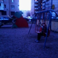 Photo taken at детская площадка by Светлана С. on 5/7/2013