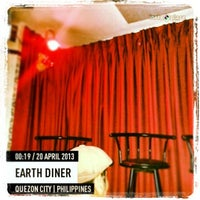 Photo taken at Earth Diner by Carla S. on 5/10/2013