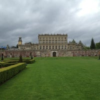 Photo taken at Cliveden House by Thom M. on 5/15/2013