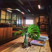 6/23/2013にTetsufumi M.がゼブラ コーヒー&クロワッサン 津久井本店で撮った写真