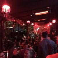 Photo taken at Secret: Restaurant & Hookah Lounge by Hugo P. on 11/19/2014