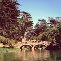 Photo taken at Stow Lake Boat House by Cary F. on 6/17/2013