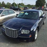Photo taken at Williams Used Cars & Trucks by Chuck B. on 6/15/2016