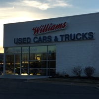 Photo taken at Williams Used Cars & Trucks by Chuck B. on 2/20/2017