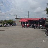 Photo taken at Cycles of Jacksonville by Jeff S. on 7/19/2014