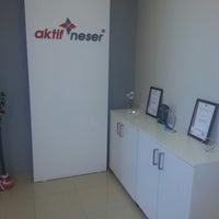 Photo taken at Aktif Neser Elektronik Paz. Ltd. Şti. by Elif Ç. on 5/6/2014
