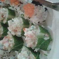 Photo taken at Restaurante Sushi & Grill by CidadeEmFesta on 4/18/2013