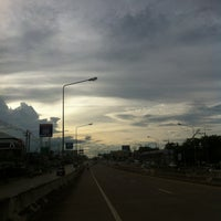 Photo taken at แยก Big C by Pitchapon S. on 9/6/2013