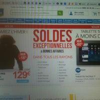 Photo taken at RueduCommerce.com by Estelle on 10/21/2013