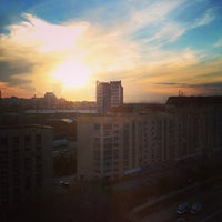 Photo taken at Gorskiy City Hotel by ✈🌐Aleksandr D. on 5/30/2013