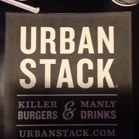 Photo taken at Urban Stack by Tashia R. on 12/14/2013