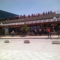 Photo taken at TURGUT ÖZAL ARAŞTIRMA HASTANESİ-  KAFETERYA by FIRAT B. on 6/28/2013