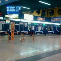 Photo taken at Aeroporto Internazionale di Lamezia Terme (SUF) by Vene A. on 4/28/2013