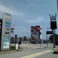 Photo taken at Aeroporto Internazionale di Lamezia Terme (SUF) by Vene A. on 4/25/2013