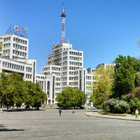Photo taken at Пенсионный Фонд Украины by Вера М. on 5/8/2014