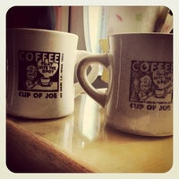 Photo taken at Cup of Joe by Kensie S. on 12/27/2012