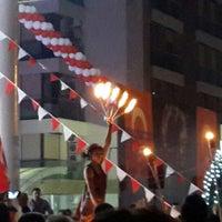 Photo taken at Deniz Manzarası by İlknur Y. on 10/29/2013
