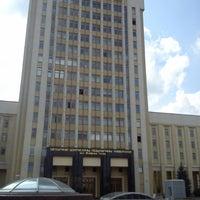Photo taken at Белорусский государственный педагогический университет имени М.Танка by Victoria R. on 8/12/2013