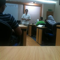 Photo taken at Graduate School of Management (IIUM-GSM) by Hanie R. on 5/25/2013