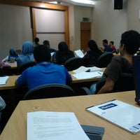 Photo taken at Graduate School of Management (IIUM-GSM) by Hanie R. on 5/18/2013