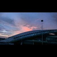 Photo taken at Stadium Malawati by Norhisyam M. on 5/5/2013