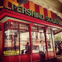 Photo taken at Pershing Square Café by Semyon P. on 6/16/2013