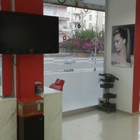 Photo taken at Coiffeur Ihsan by İhsan B. on 7/26/2013