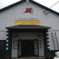 Photo taken at Chases Garage Artist Studios & Gallery by William A. on 5/25/2013