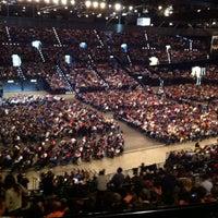 Photo prise au Hallenstadion par Gianluca U. le5/11/2013