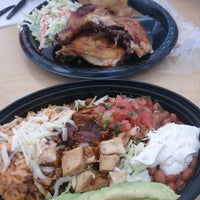 Photo taken at El Pollo Loco by Bier G. on 11/14/2013