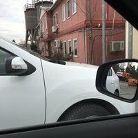 Photo taken at İsfalt Mahmutbey Santiyesi by Ali I. on 1/10/2016