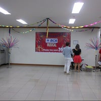 Photo taken at Bank BCA by Riesca Y. on 12/19/2014