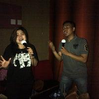 Photo taken at NAV Karaoke Keluarga by Riesca Y. on 6/21/2014