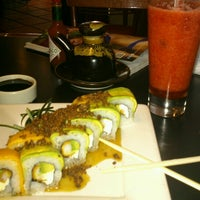 Photo taken at Sushi Roll by Sandra R. on 5/14/2013