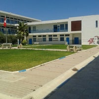 Photo taken at ESSEC Tunis by Mostfa S. on 7/3/2015