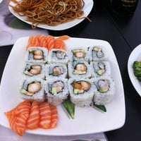 Photo taken at Wasabi I Sushi by Raquel S. on 6/24/2013