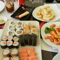 Photo taken at Wasabi I Sushi by Raquel S. on 7/13/2015