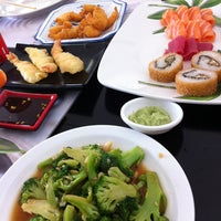 Photo taken at Wasabi I Sushi by Raquel S. on 7/19/2013