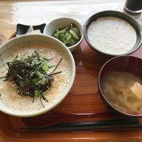 Photo taken at とろろ庵 豆腐工房 by Toshiharu T. on 6/14/2018