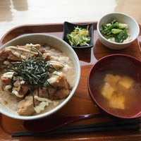 Photo taken at とろろ庵 豆腐工房 by Toshiharu T. on 5/17/2018