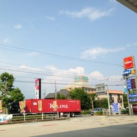 Photo taken at ENEOS セルフDr.Drive若林店 / ネクステージ中部支店 by Toshiharu T. on 6/7/2013